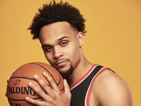 PHOTOS » Gary Trent Jr. Rookie Photo Shoot