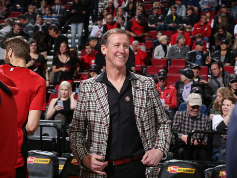 Trail Blazers Sign Head Coach Terry Stotts to Contract Extension