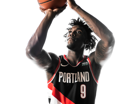 Blazers Receive Recognition in 19-20 Rookie Survey