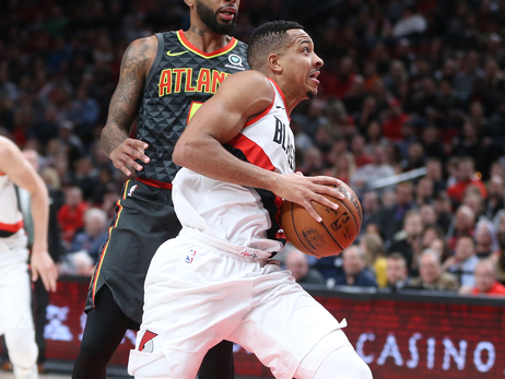 Trail Blazers Make Amends By Blowing Out Hawks At Home