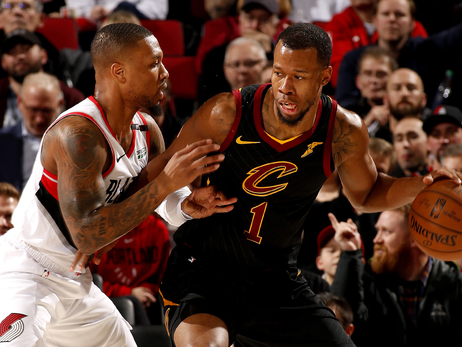 Report: Blazers Acquire Hood From Cavs For Stauskas, Baldwin And Picks
