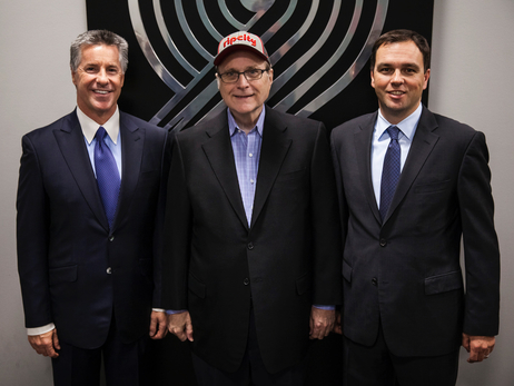 Statements from the Portland Trail Blazers on the Passing of Team Owner Paul G. Allen