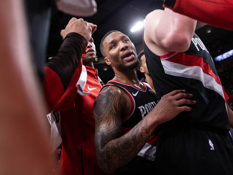 VIDEO » Lillard Talks Being 'One Of The Best Players In The NBA' and Playoff Goals On ESPN's 'The Jump'