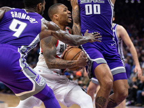 Blazers Drop Second of Back-to-Back in Sacramento