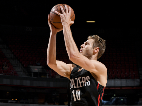 A Confident Layman Helps Portland Stay Undefeated At Summer League