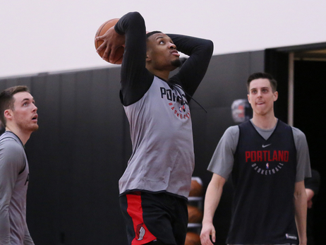 Lillard: 'As Far As I Know, I'm Playing' Versus Sixers