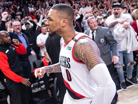 After Remaining Quiet, Lillard Speaks Loudly In 'The Moment Of Truth'
