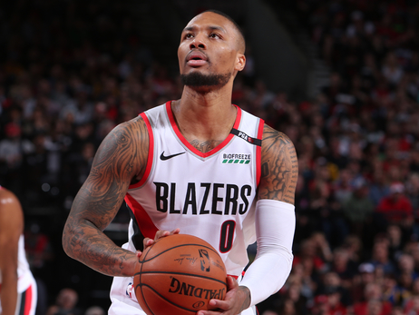 Despite Separated Ribs And A 3-0 Series Deficit, Lillard Insists He And Team Have 'A Lot To Play For'