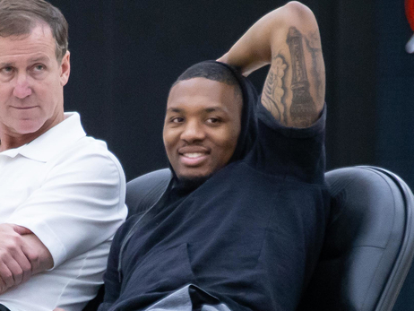 Lillard Talks Rookies, Free Agency, Urgency And What He Loves About Portland
