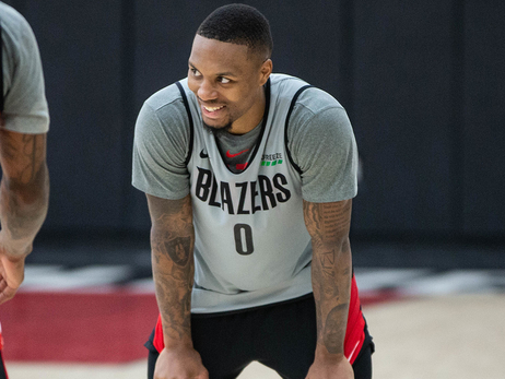 After Setting It As A Goal Two Seasons Ago, Lillard Still Striving For MVP