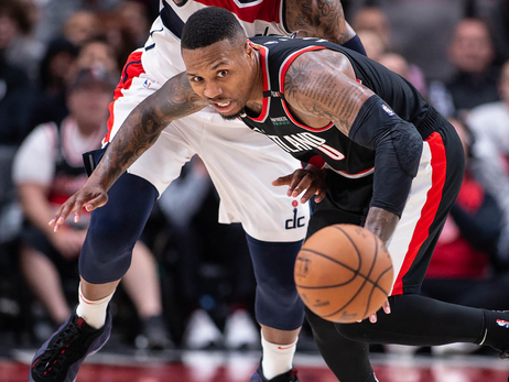 Blazers Can't Get The Game Winner In OT Loss To Wizards