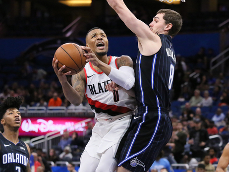 Trail Blazers Complete Florida Sweep With Win In Orlando