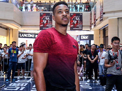 McCollum Brings Li-Ning Pop-Up Shop To Portland