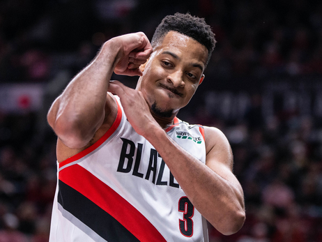 McCollum Discusses Knee Injury, Rehab And Timeline For Return