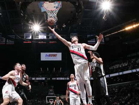 Trail Blazers Correct Mistakes Of The Past To Beat Nets In Brooklyn