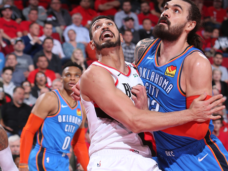 Game 3 Notes: Enes' Hand, Moe's Fouls And Zach's Technicals