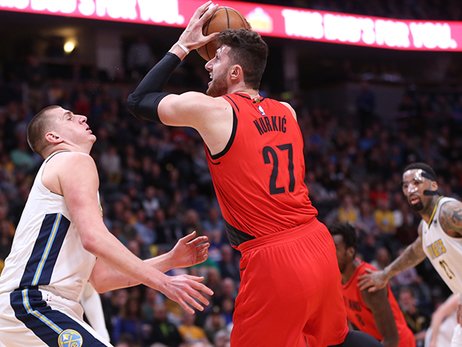 Nuggets Grind Out Win, Spoil Huge Homecoming for Nurkic