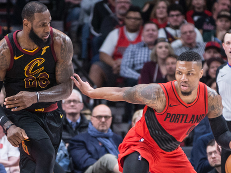 Blazers Host LeBron And Lakers In Home Opener, Get Christmas Day Game Versus Jazz