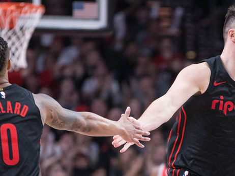 Playoff Race Update: Where The Blazers Stand At The End Of The Streak