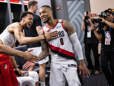 PODCAST » Rip City Report, Game 5 Pandemonium Edition
