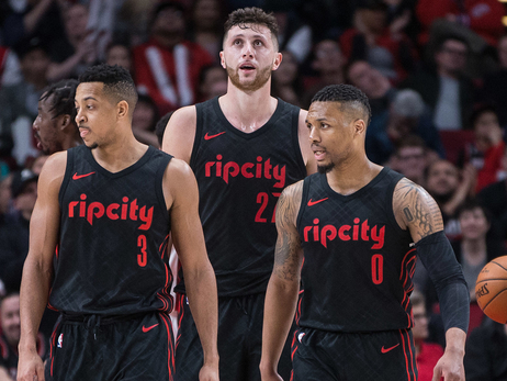 Trail Blazers Make The Top 10 Of ESPN's Latest NBA Power Rankings