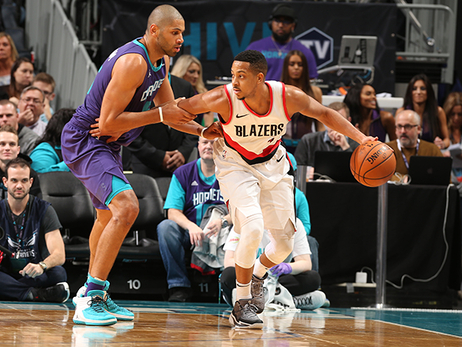 Blazers Return Home After Rough Road Trip To Host Hornets