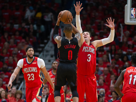 Blazers Face Elimination In Game 4 Saturday Afternoon In New Orleans
