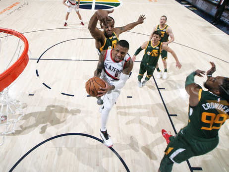 Northwest Division Back-To-Back Begins With Jazz