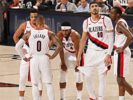 WESTERN CONFERENCE FINALS GAME 4 PREVIEW: (1) GOLDEN STATE WARRIORS VS. (3) PORTLAND TRAIL BLAZERS