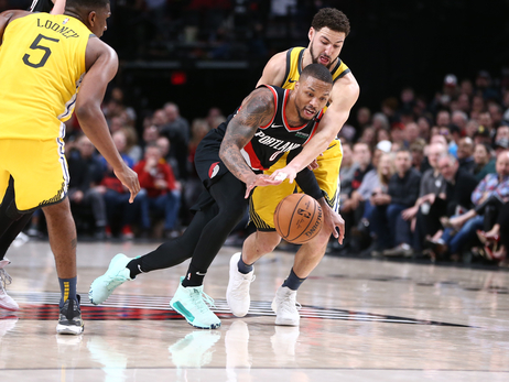 Trail Blazers Go Into The Break With Big Win Versus Warriors