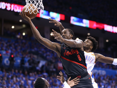 Trail Blazers Take Control In Third Quarter To Take 3-1 Lead Versus Thunder