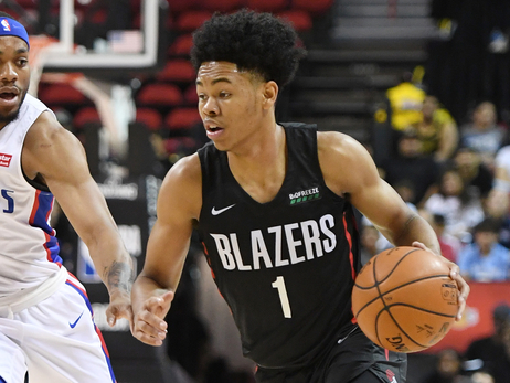 Simons Named Second Team As Trail Blazers Start To Move Past Summer League