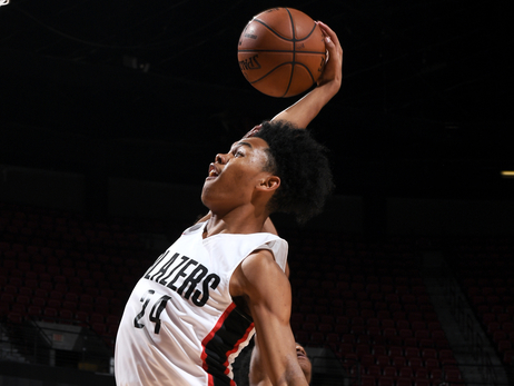 Blazers Beat Hawks Again To Remain Undefeated And Advance To Summer League Quarterfinals