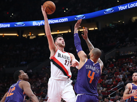 Trail Blazers Just Good Enough To Get Past Suns