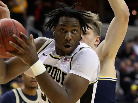 Audio: Swanigan On The Jim Rome Show: 'Everything Has To Be Earned Again'