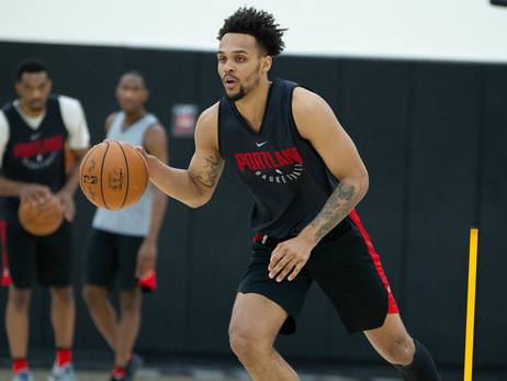 TRAIL BLAZERS ACQUIRE DRAFT RIGHTS TO GARY TRENT JR.