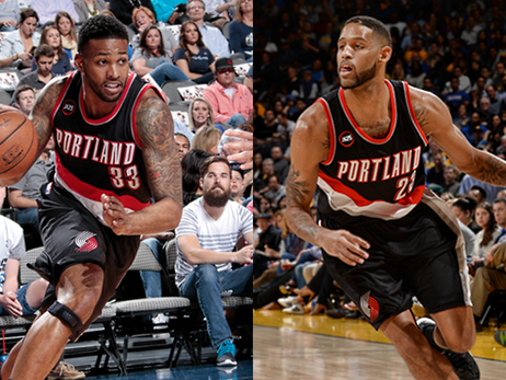 Player Profile: Alonzo Gee & Allen Crabbe