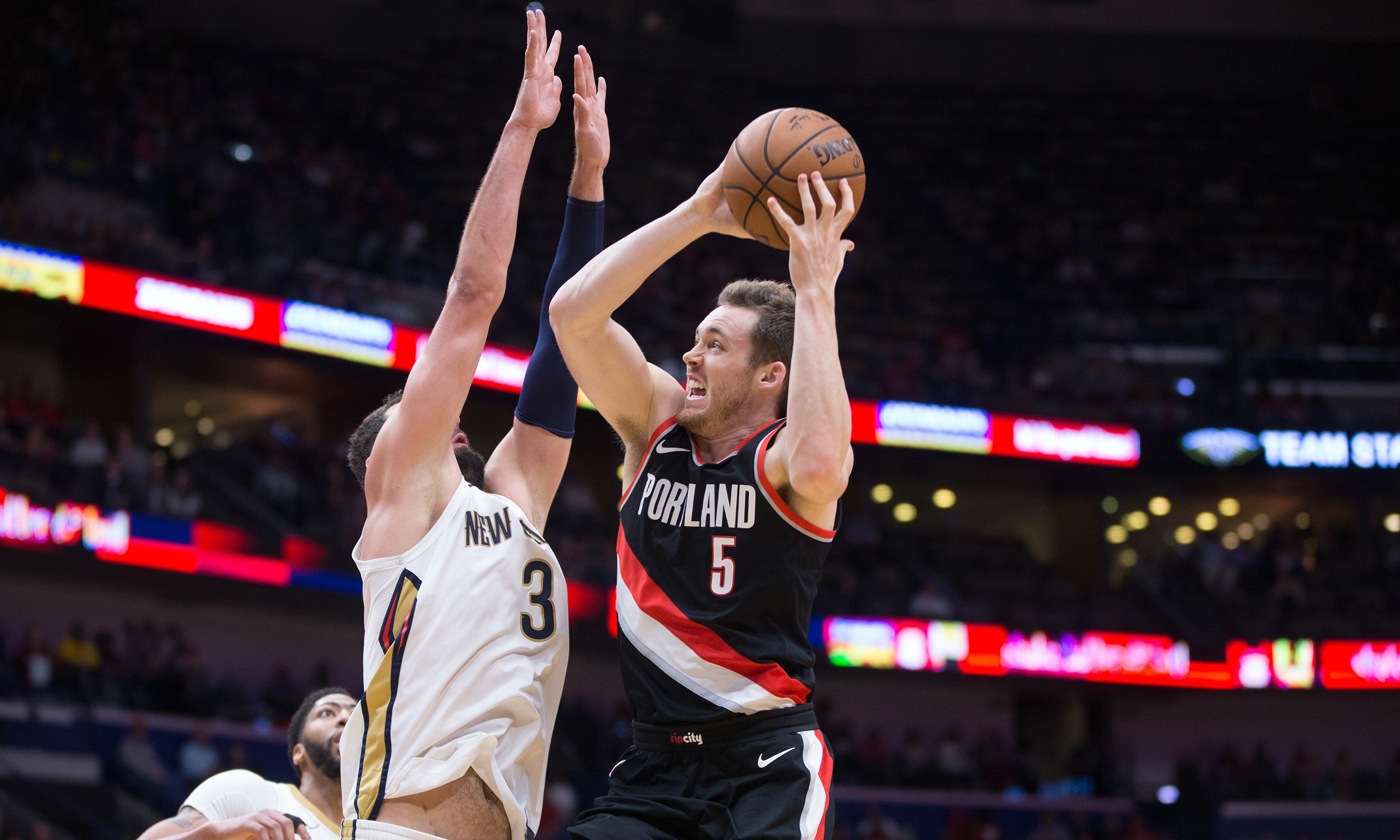 Trail Blazers Game 3 Will Be Available Exclusively On NBCSNW for Local Viewers