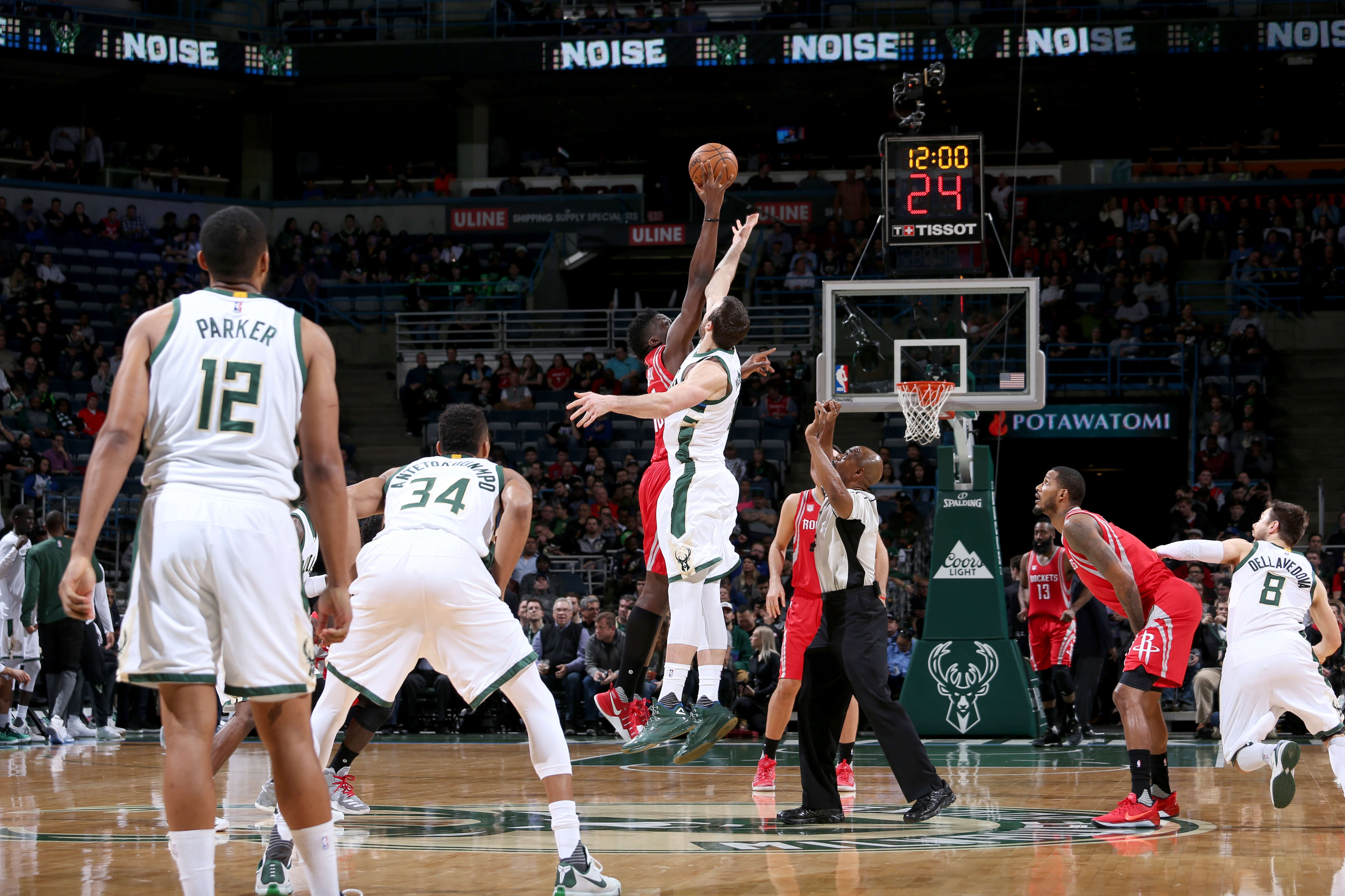bucks vs rockets