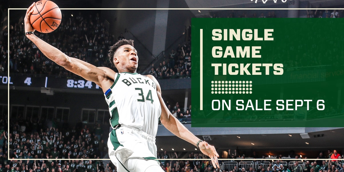 Single-Game Tickets For 2019-20 Season To Go On Sale ...