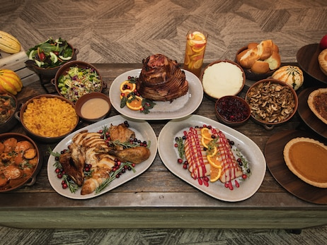 Deer District Creating Delicious Thanksgiving Meals To-Go