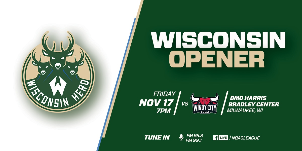 Free General Admission Tickets Available for Wisconsin Herd Game on Friday