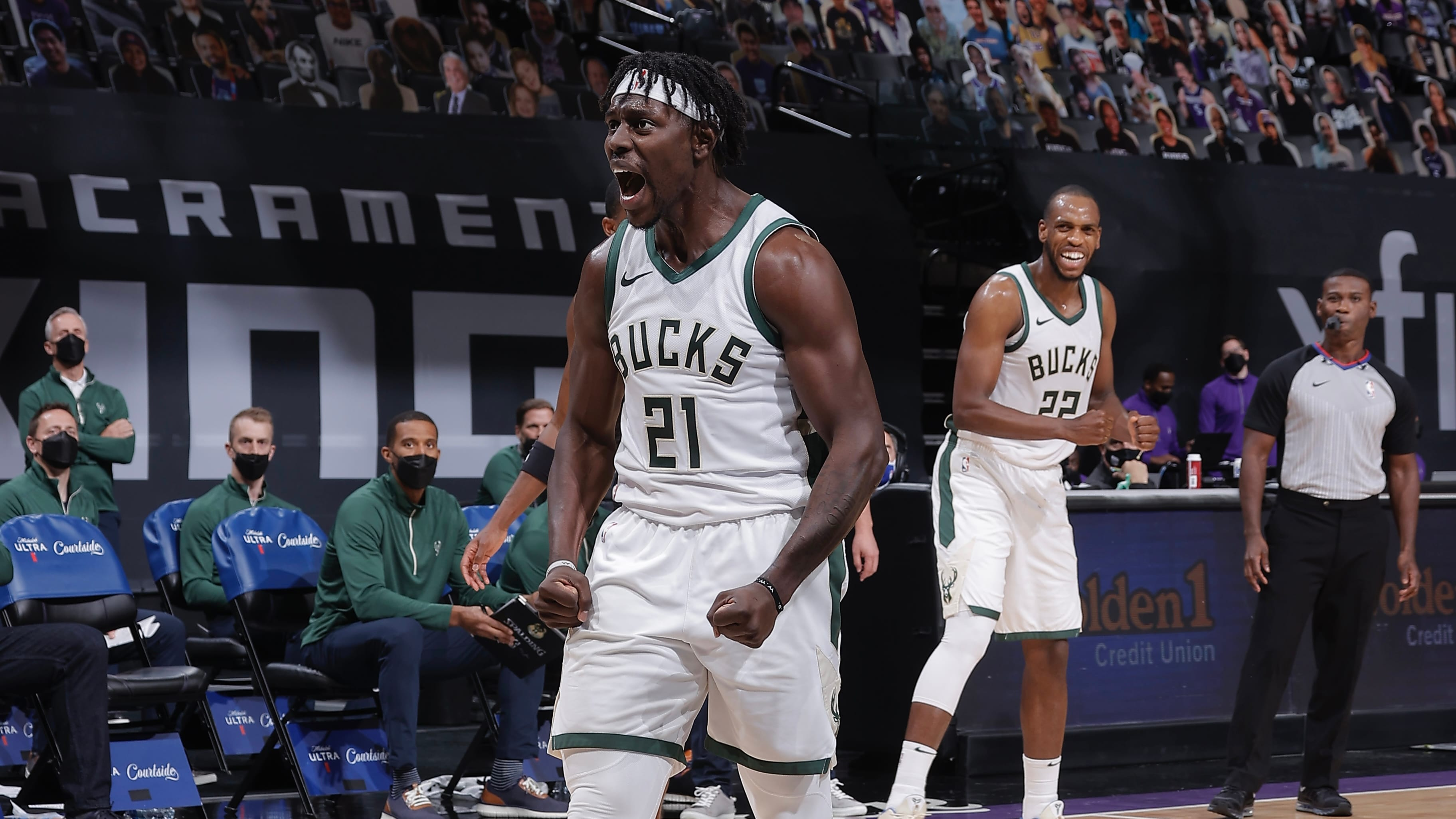 Milwaukee Bucks and Jrue Holiday Agreed To A Multi-Year Contract Extension