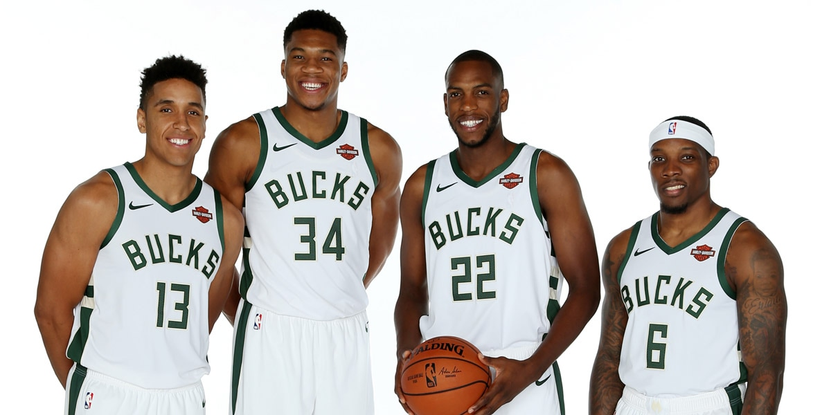 This Looks Like the Best Bucks Team in a Long Time