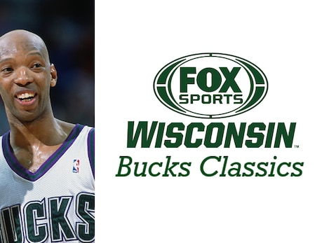 Fox Sports Wisconsin Replaying Bucks Classics