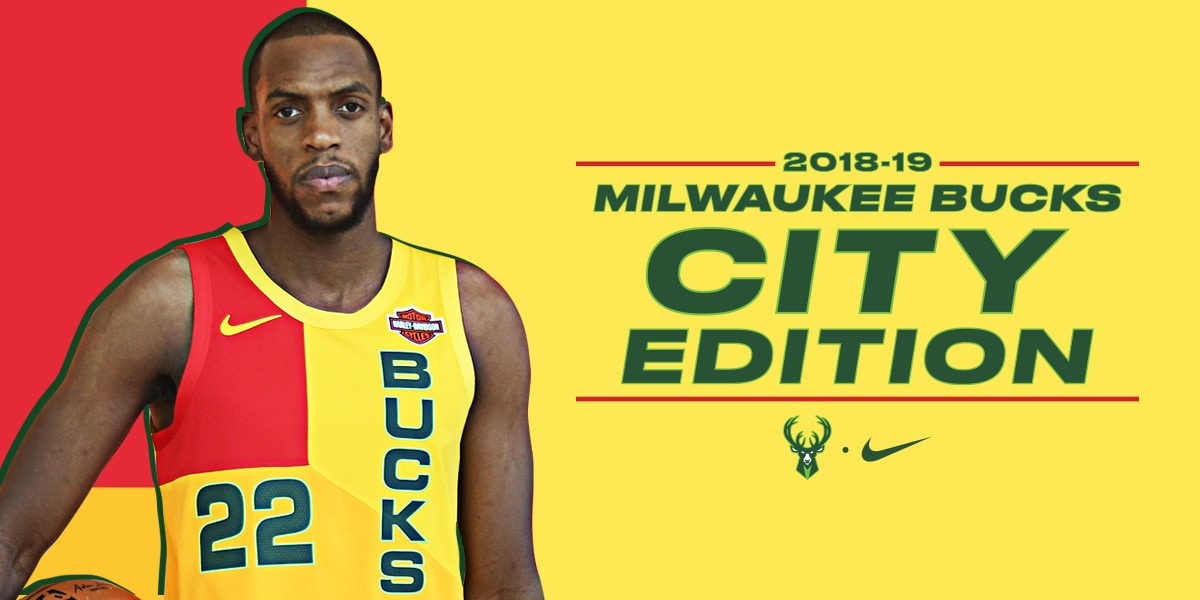 wholesale dealer 4ae78 d4eb8 Milwaukee Bucks Celebrate Colors of the Past with Mecca Era ...