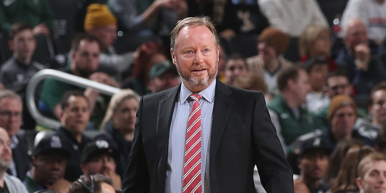Mike Budenholzer Named Eastern Conference Coach of the Month for December |  Milwaukee Bucks
