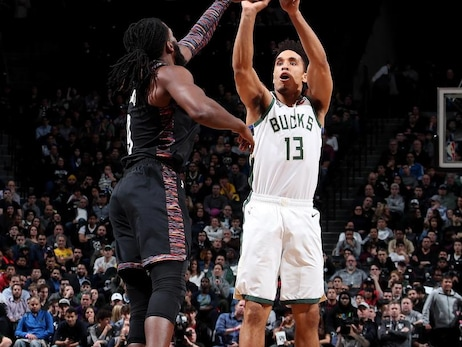 Photo Recap: Bucks 113 - Nets 94 | 2.4.19