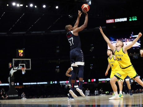 PHOTO RECAP: USA 94 - Australia 98 | 8.24.19