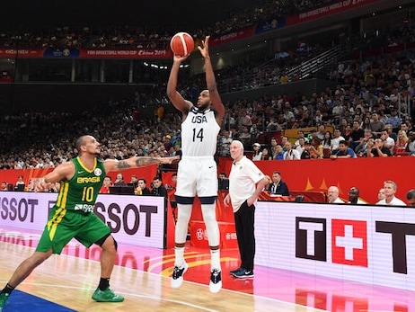 PHOTO RECAP: USA 89 - New Zealand 73 | 9.9.19